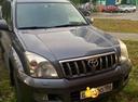 Подержанный Toyota Land Cruiser Prado, мокрый асфальт , цена 1 500 000 руб. в ао. Ханты-Мансийском Автономном округе - Югре, отличное состояние