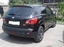 Подержанный Nissan Qashqai, черный, 2008 года выпуска, цена 475 000 руб. в Самаре, автосалон Авто-Брокер на Антонова-Овсеенко