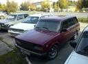 Подержанный ВАЗ (Lada) 2104, бордовый акрил, цена 120 000 руб. в Челябинской области, отличное состояние