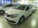 Подержанный Renault Sandero, белый, 2016 года выпуска, цена 526 000 руб. в Ростове-на-Дону, автосалон