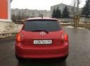 Подержанный Toyota Auris, красный , цена 400 000 руб. в Костромской области, хорошее состояние