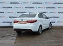 Подержанный Kia Rio, белый, 2013 года выпуска, цена 447 000 руб. в Калуге, автосалон Мега Авто Калуга