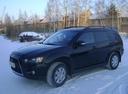 Подержанный Mitsubishi Outlander, черный , цена 830 000 руб. в ао. Ханты-Мансийском Автономном округе - Югре, отличное состояние