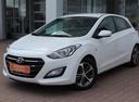 Подержанный Hyundai i30, белый, 2015 года выпуска, цена 789 000 руб. в Екатеринбурге, автосалон Автобан-Запад