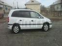 Подержанный Opel Zafira, белый акрил, цена 158 000 руб. в Челябинской области, хорошее состояние