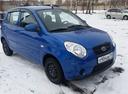 Подержанный Kia Picanto, синий , цена 320 000 руб. в республике Татарстане, отличное состояние