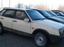 Подержанный ВАЗ (Lada) 2109, бежевый , цена 30 000 руб. в Тюмени, среднее состояние