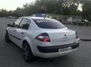 Подержанный Renault Megane, белый , цена 310 000 руб. в Самаре, хорошее состояние