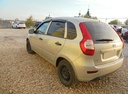 Подержанный ВАЗ (Lada) Kalina, серебряный, 2015 года выпуска, цена 330 000 руб. в Самаре, автосалон