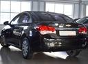 Подержанный Chevrolet Cruze, черный, 2012 года выпуска, цена 495 000 руб. в Екатеринбурге, автосалон Березовский привоз