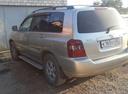 Авто Toyota Highlander, , 2003 года выпуска, цена 400 000 руб., Белогорск