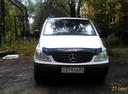 Подержанный Mercedes-Benz Vito, белый, 2005 года выпуска, цена 450 000 руб. в Самаре, автосалон Авто-Брокер на Антонова-Овсеенко