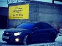 Подержанный Chevrolet Cruze, мокрый асфальт металлик, цена 479 000 руб. в Челябинской области, отличное состояние