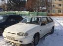 Подержанный ВАЗ (Lada) 2113, белый , цена 180 000 руб. в Челябинской области, отличное состояние