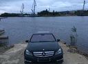 Подержанный Mercedes-Benz C-Класс, черный , цена 1 300 000 руб. в ао. Ханты-Мансийском Автономном округе - Югре, отличное состояние