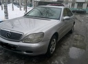 Авто Mercedes-Benz S-Класс, , 2001 года выпуска, цена 400 000 руб., Нижневартовск