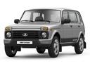 Новый ВАЗ (Lada) 4x4, серебряный металлик, 2017 года выпуска, цена 571 600 руб. в автосалоне