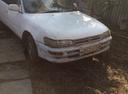 Подержанный Toyota Corolla, белый , цена 70 000 руб. в Владивостоке, среднее состояние