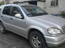 Подержанный Mercedes-Benz M-Класс, серебряный , цена 500 000 руб. в ао. Ханты-Мансийском Автономном округе - Югре, отличное состояние