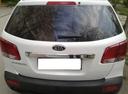 Подержанный Kia Sorento, белый, 2012 года выпуска, цена 1 030 000 руб. в Самаре, автосалон Авто-Брокер на Антонова-Овсеенко