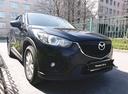 Подержанный Mazda CX-5, черный , цена 850 000 руб. в Санкт-Петербурге, хорошее состояние