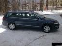 Подержанный Volkswagen Passat, синий перламутр, цена 450 000 руб. в Челябинской области, хорошее состояние