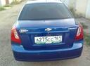 Подержанный Chevrolet Lacetti, синий , цена 335 000 руб. в Крыму, хорошее состояние