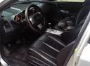 Подержанный Nissan Murano, серебряный , цена 380 000 руб. в Омске, хорошее состояние