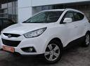 Подержанный Hyundai ix35, белый, 2011 года выпуска, цена 889 000 руб. в Екатеринбурге, автосалон