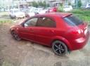 Подержанный Chevrolet Lacetti, красный , цена 245 000 руб. в Челябинской области, отличное состояние