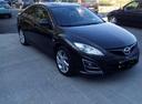 Подержанный Mazda 6, коричневый перламутр, цена 650 000 руб. в Ульяновске, отличное состояние