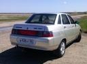 Подержанный ВАЗ (Lada) 2110, серый металлик, цена 155 000 руб. в Крыму, хорошее состояние