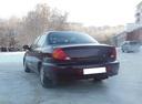 Подержанный Kia Spectra, бордовый, 2008 года выпуска, цена 227 000 руб. в Тюмени, автосалон