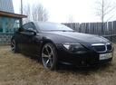 Подержанный BMW 6 серия, черный , цена 800 000 руб. в ао. Ханты-Мансийском Автономном округе - Югре, хорошее состояние