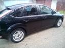 Подержанный Ford Focus, черный металлик, цена 340 000 руб. в Пензенской области, хорошее состояние