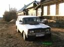 Подержанный ВАЗ (Lada) 2104, белый , цена 40 000 руб. в Тверской области, среднее состояние