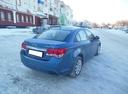 Подержанный Chevrolet Cruze, синий, 2013 года выпуска, цена 523 000 руб. в Тюмени, автосалон