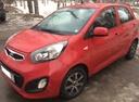 Подержанный Kia Picanto, красный , цена 379 000 руб. в Архангельске, отличное состояние