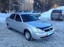 Авто ВАЗ (Lada) Priora, , 2012 года выпуска, цена 190 000 руб., Челябинск