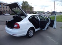 Подержанный Skoda Octavia, белый, 2012 года выпуска, цена 479 000 руб. в Санкт-Петербурге, автосалон Инфо Кар Плюс