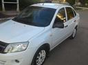 Подержанный ВАЗ (Lada) Granta, белый , цена 350 000 руб. в республике Татарстане, отличное состояние