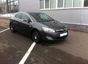 Авто Opel Astra, , 2012 года выпуска, цена 595 000 руб., Смоленск