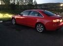 Подержанный Audi A4, красный , цена 610 000 руб. в ао. Ханты-Мансийском Автономном округе - Югре, отличное состояние