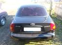 Подержанный Chevrolet Lanos, черный , цена 99 000 руб. в Челябинской области, среднее состояние