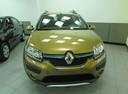 Подержанный Renault Sandero, золотой, 2015 года выпуска, цена 676 000 руб. в Ростове-на-Дону, автосалон