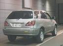 Подержанный Toyota Harrier, серебряный , цена 370 000 руб. в Удмуртской республике, хорошее состояние