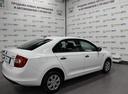 Подержанный Skoda Rapid, белый, 2017 года выпуска, цена 559 000 руб. в Уфе, автосалон Браво Авто