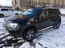 Подержанный Renault Duster, черный , цена 650 000 руб. в Смоленской области, отличное состояние