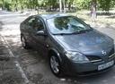 Подержанный Nissan Primera, мокрый асфальт металлик, цена 289 000 руб. в Саратове, хорошее состояние