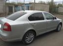 Подержанный Skoda Octavia, серебряный , цена 550 000 руб. в Ульяновске, хорошее состояние